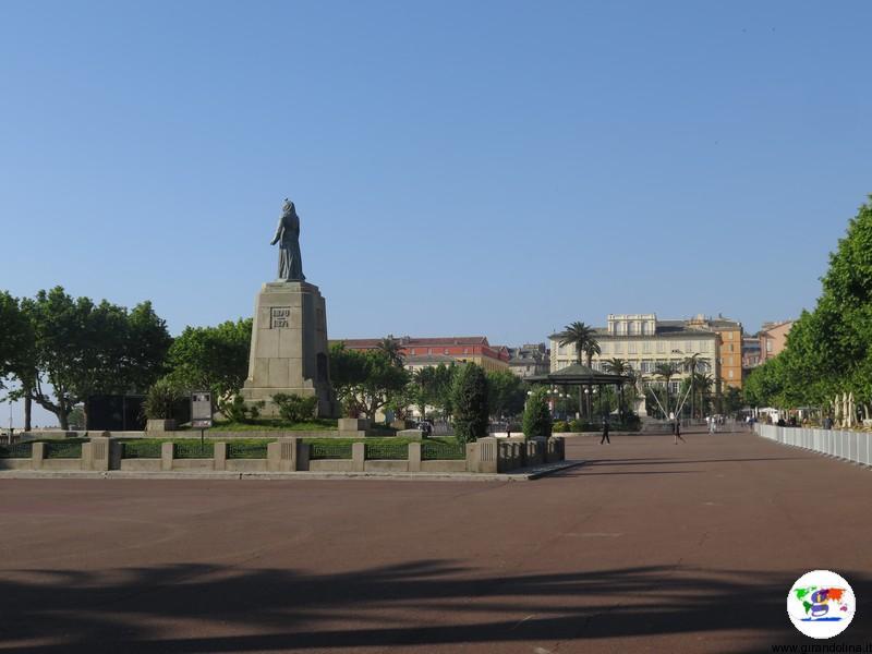 Bastia e la Place Saint Nicolas