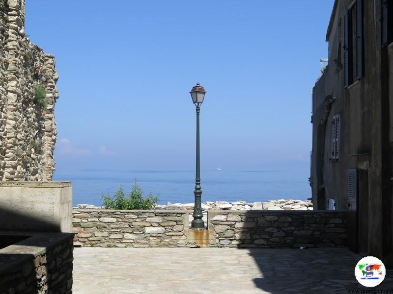 Cap Corse, porticciolo di Ebalunga