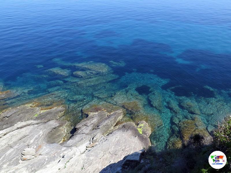 Cap Corse, l'acqua di Santa Severa