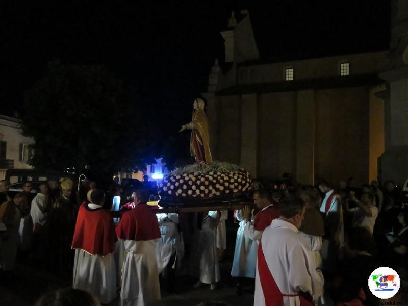 La Balagne - La processione della Santa Restitude