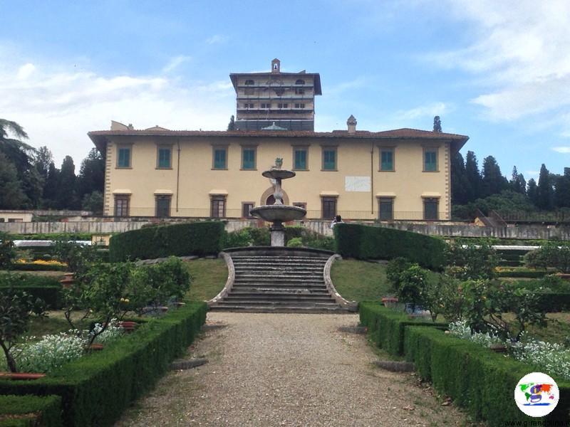 Villa La Petraia, visita al gioiello nascosto di Firenze
