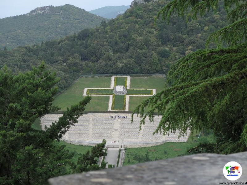 L' Abbazia di Montecassino il cimitero polacco
