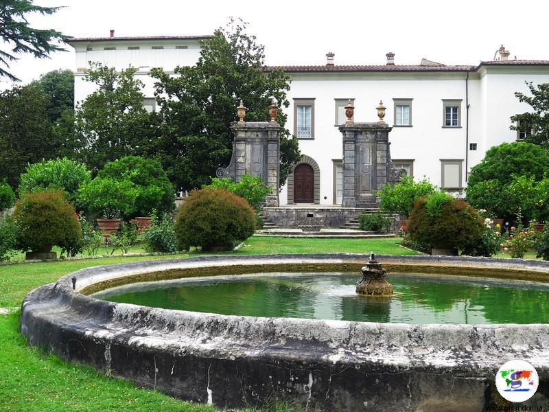 Visita a Villa la Magia, la dimora medicea di Quarrata, la mia città