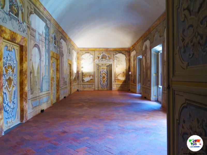 Villa la Magia, la Sala del trucco