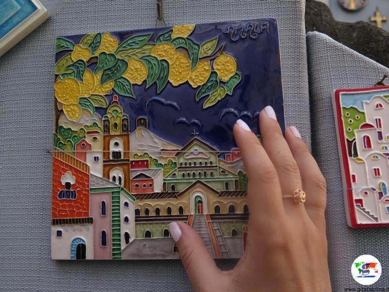Amalfi-  i souvenir
