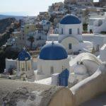 Santorini - Oia le 3 cupole