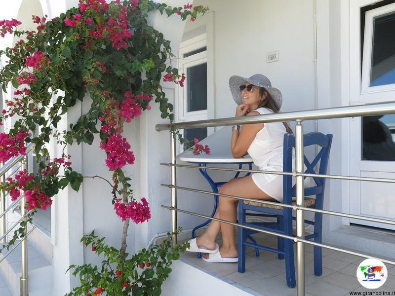 Santorini una settimana - Pension Galini Oia