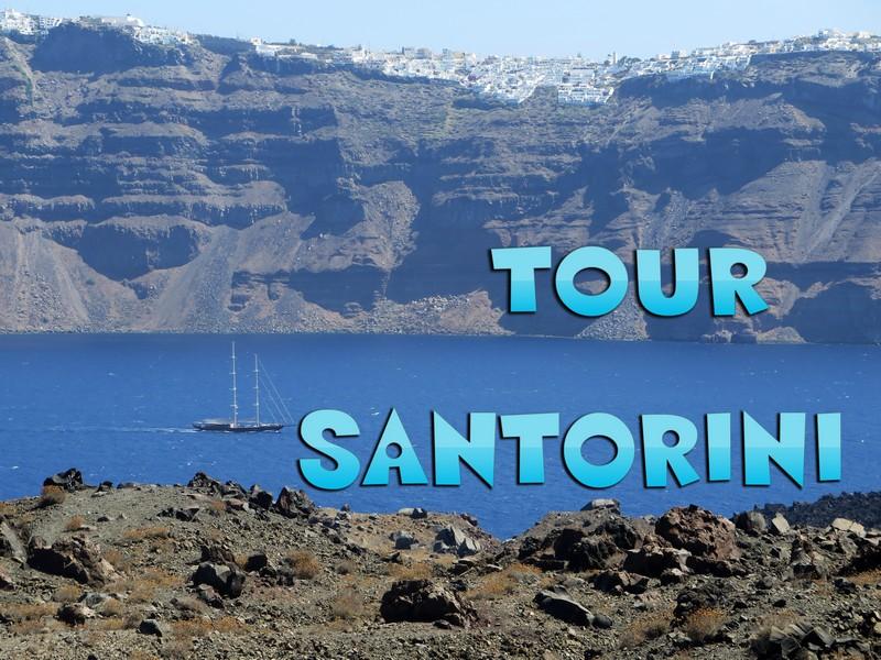 Il video del nostro tour settimanale a Santorini