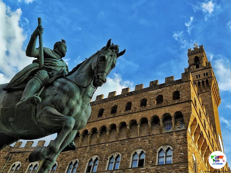 Firenze Romana- Palazzo Vecchio