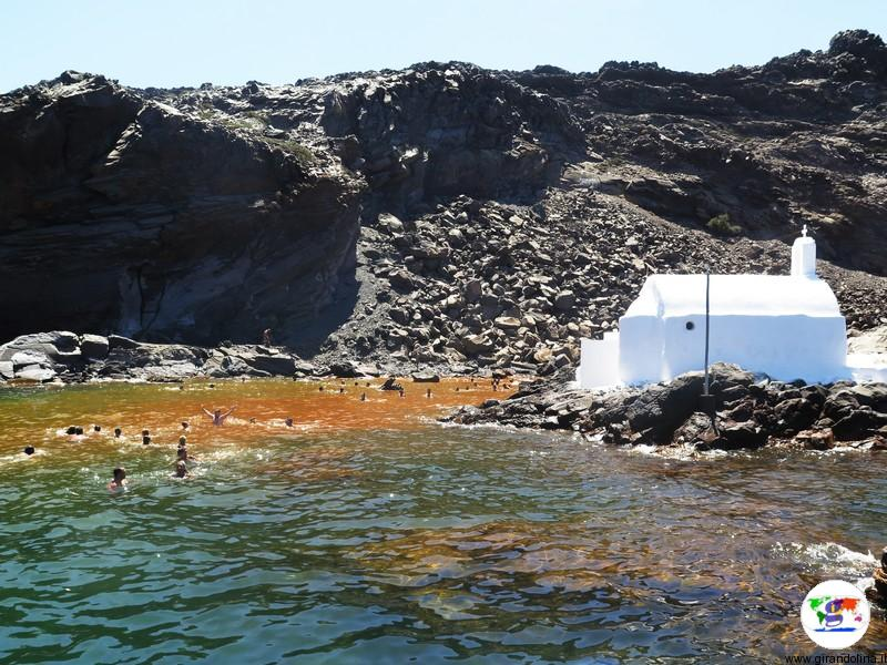 Santorini cosa vedere - Hot Springs