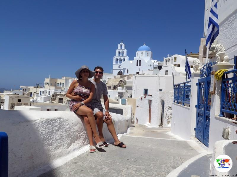 Santorini cosa vedere - Pyrgos