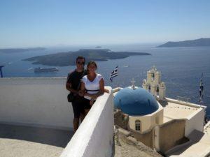Santorini -Imerovigli