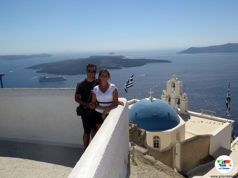 Santorini cosa vedere - Imerovigli