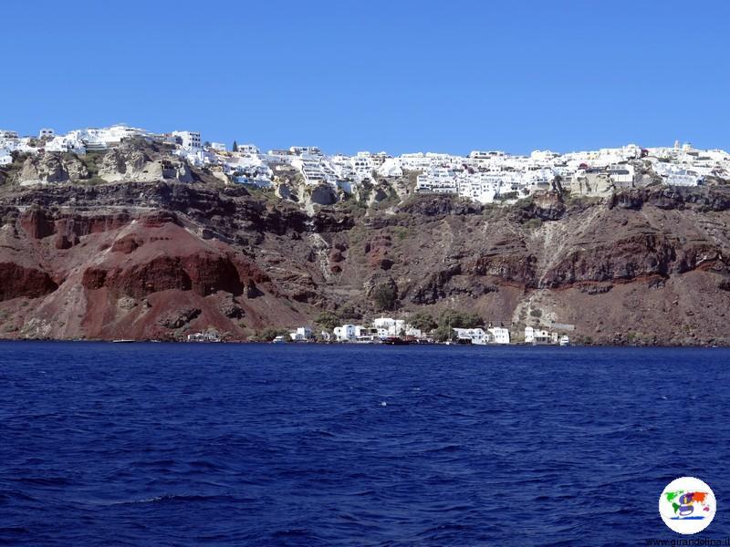 Santorini cosa vedere - Oia