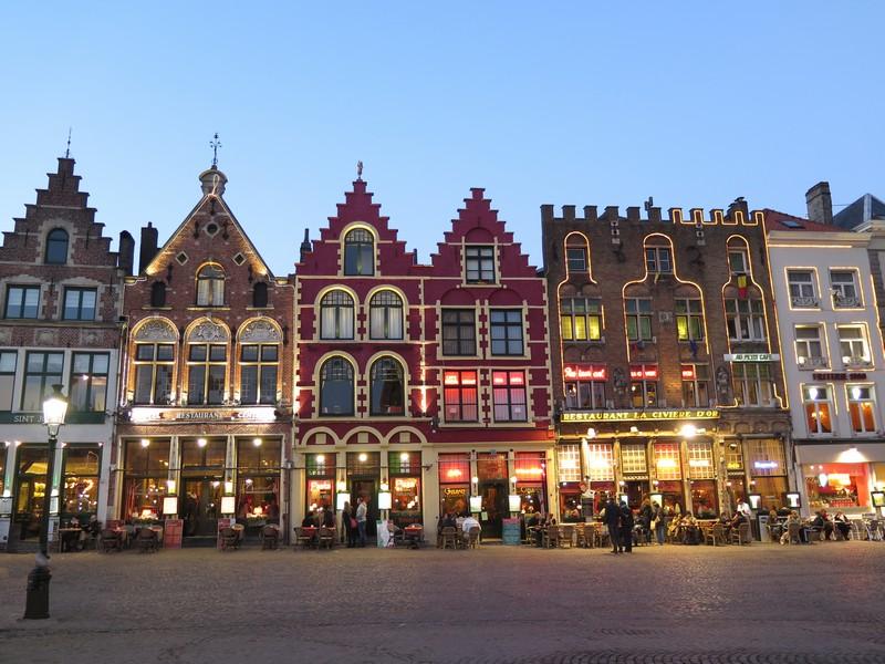 I tramonti più belli d'Europa - Bruges