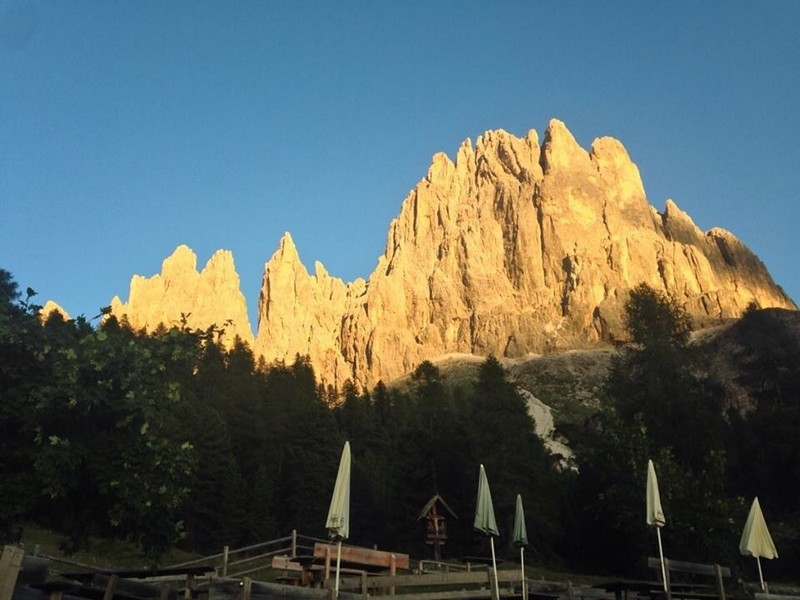 I tramonti più belli d'Europa - Dolomiti