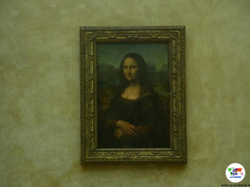 La Gioconda il celebre dipinto di Leonardo da Vinci