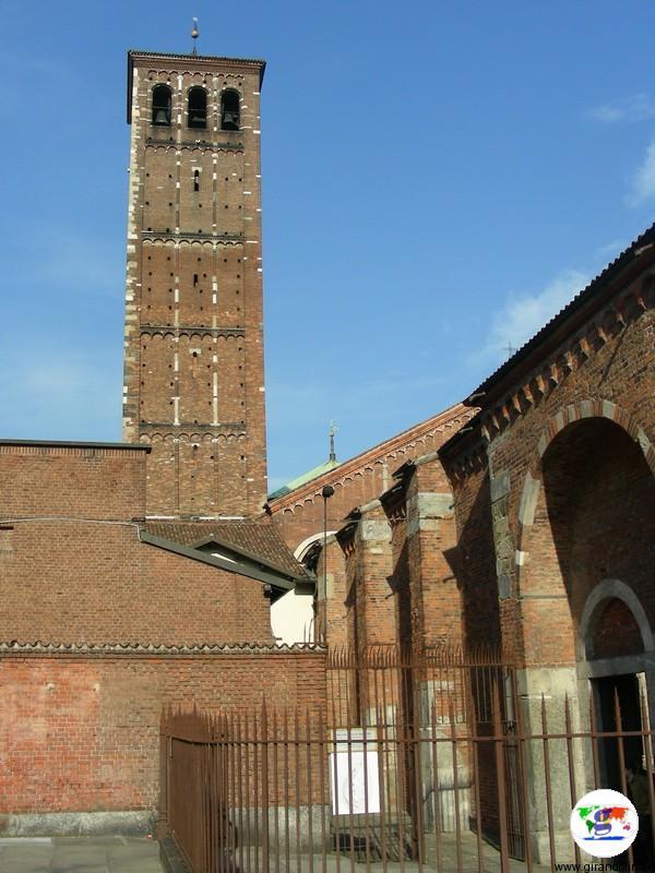 Basilica di Sant'Ambrogio ,Milano