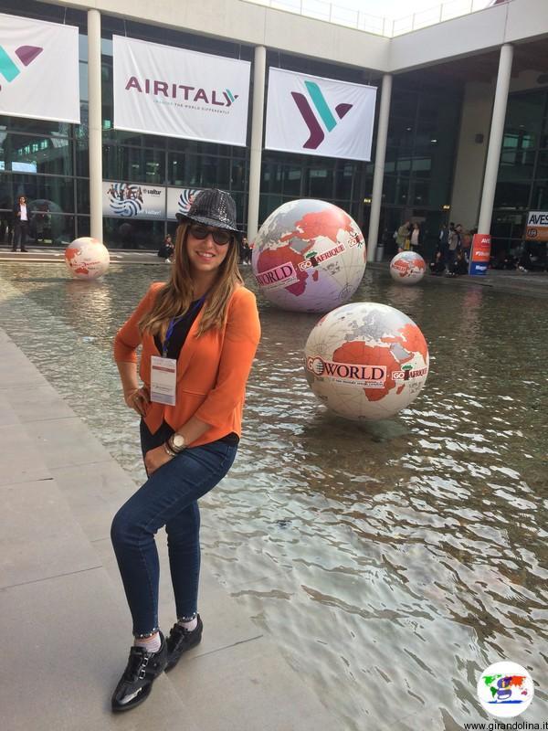 TTG Travel Experience 2018 Rimini nel cortile della fiera