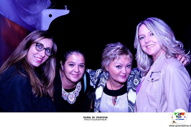 TTG Travel Experience 2018 Rimini ,Serata organizzata da H.T.M.S.