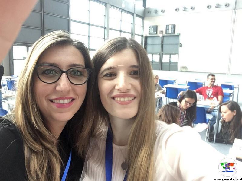 TTG Travel Experience 2018 Rimini , con Nicole Pasini