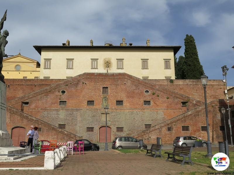 Villa Medicea di Cerreto Guidi, teatro di un misterioso assassinio