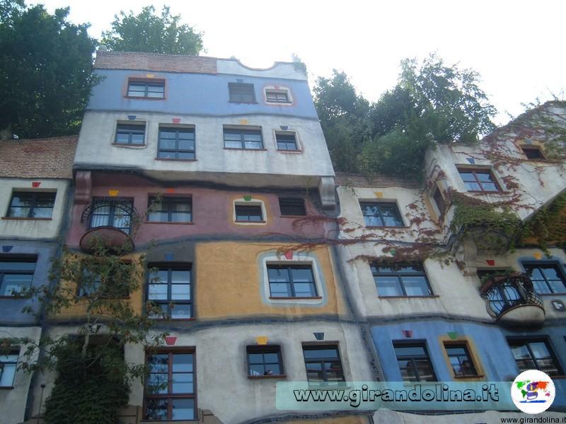 Hundertwasser Haus - edifici strani e curiosi d'Europa