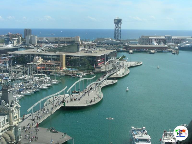 Capodanno a Barcellona, Port Vell