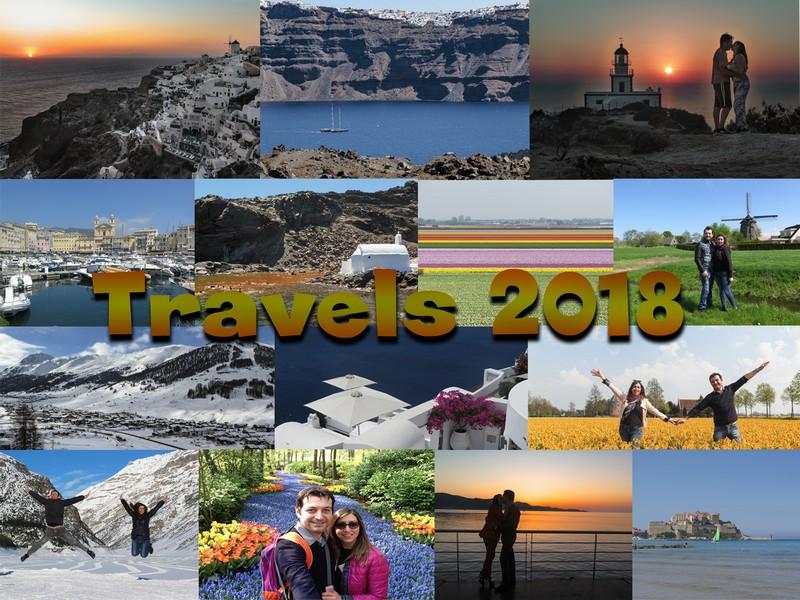 Il 2018 sta per finire, il nostro anno in viaggio nel mondo
