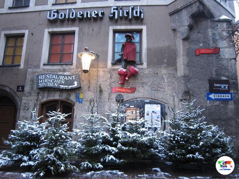 Mercatino di Natale a Innsbruck - Erzherzog-Friedrich-Straße