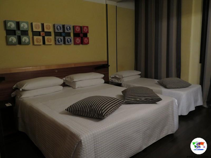 L'Art Hotel Milano Prato, la camera