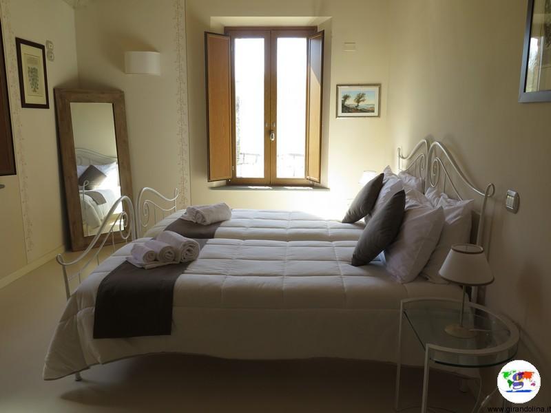 Borgo Giorgione, appartamento Melograno