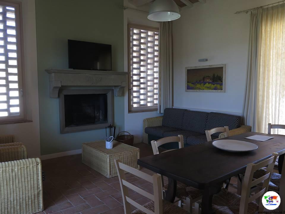 Borgo Giorgione , l'appartamento Grano