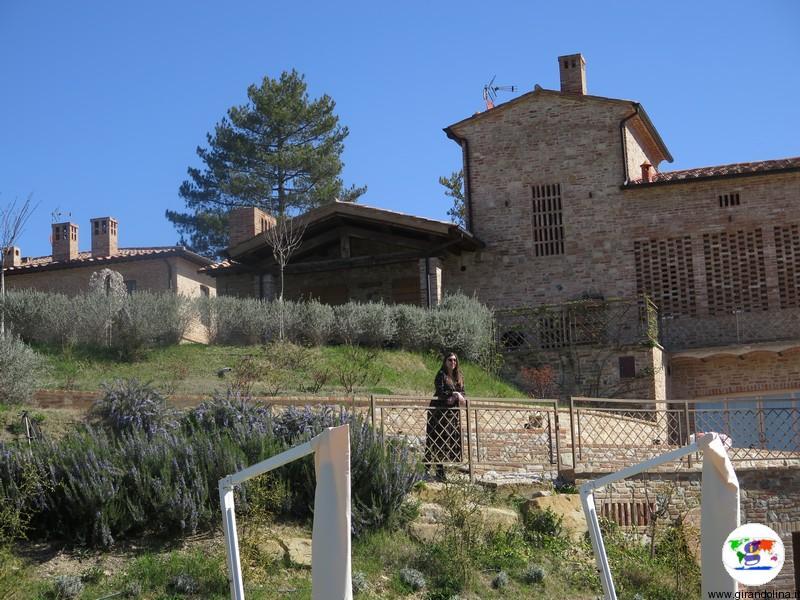 Borgo Giorgione, il parco