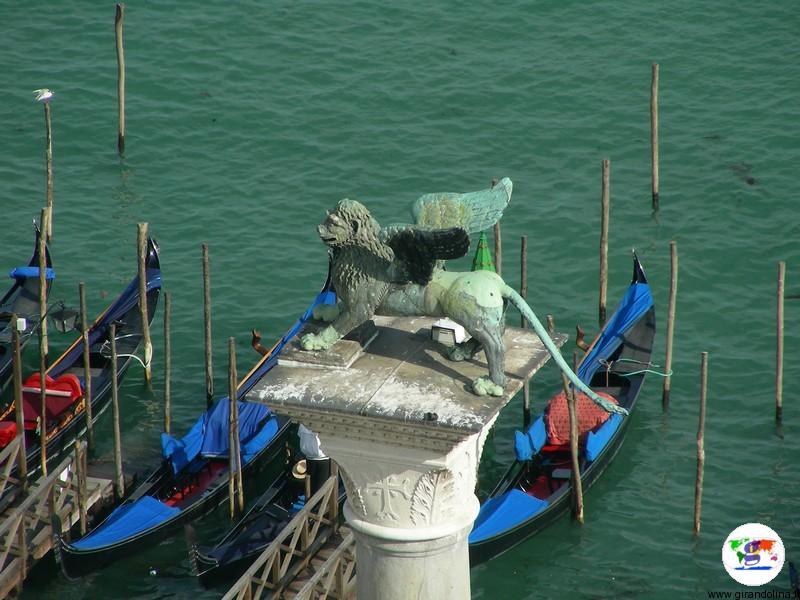 Venezia , vista dal Campanile di San Marco