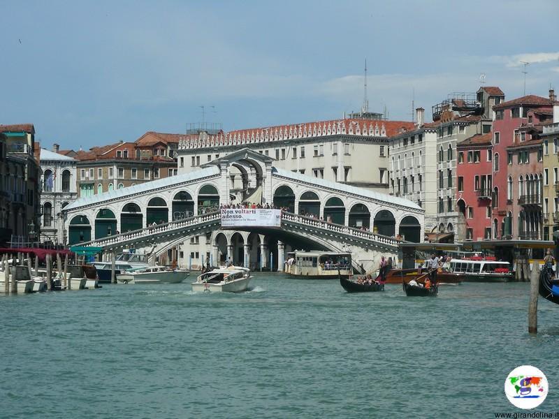 Venezia , il Canal Grande
