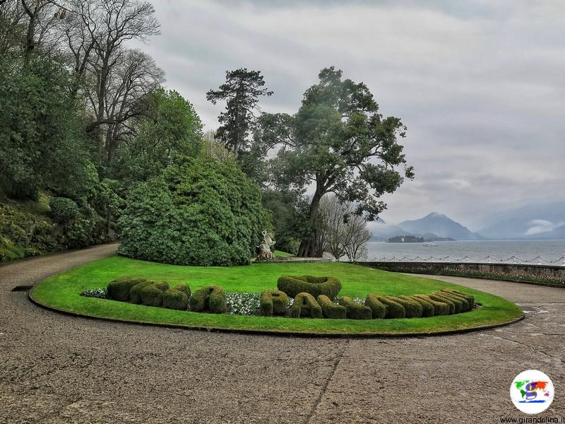 Isole Borromee -Parco Pallavicino
