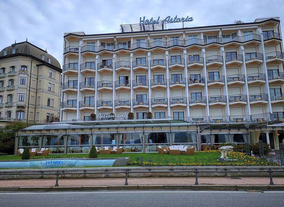 Hotel Astoria ,dove alloggiare a  Stresa la Perla del Lago Maggiore