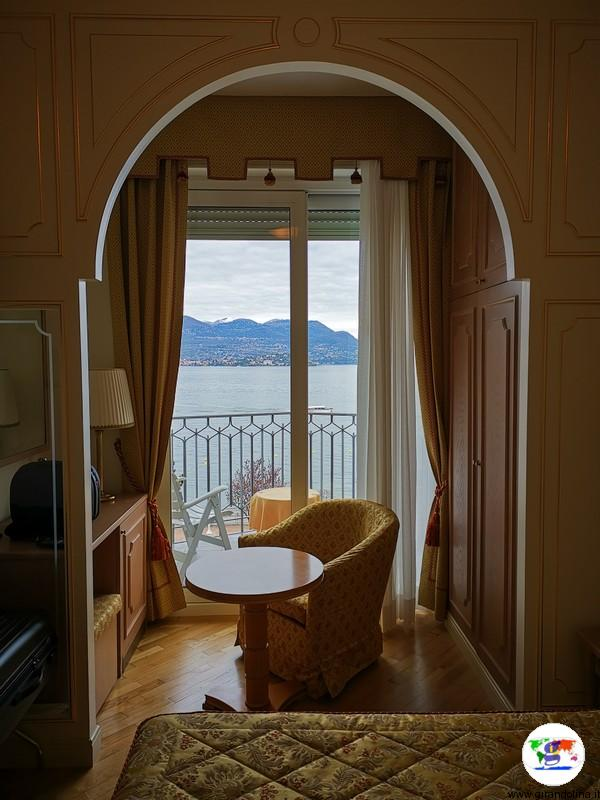 Hotel Astoria , la camera