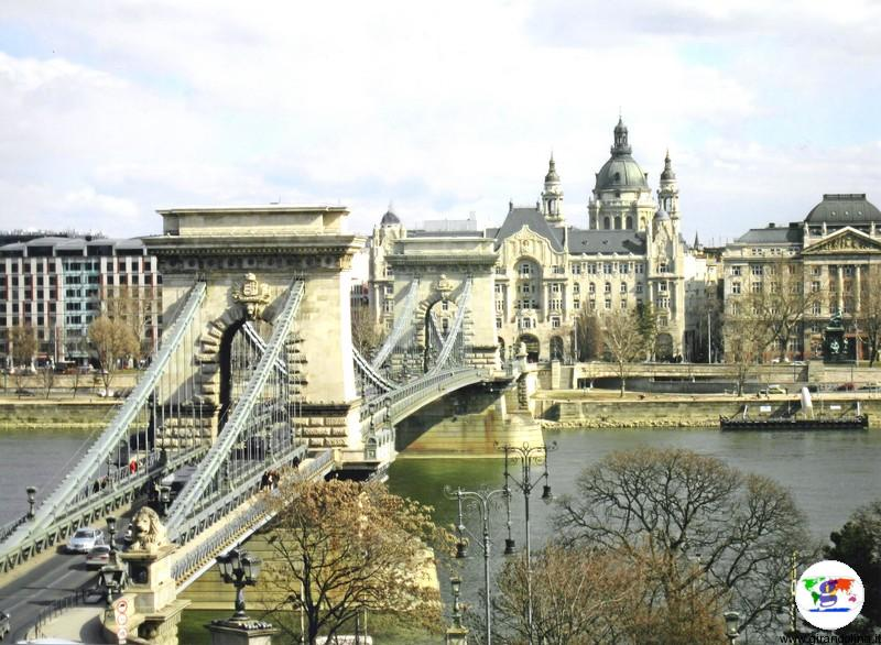 Budapest, il Ponte delle Catene