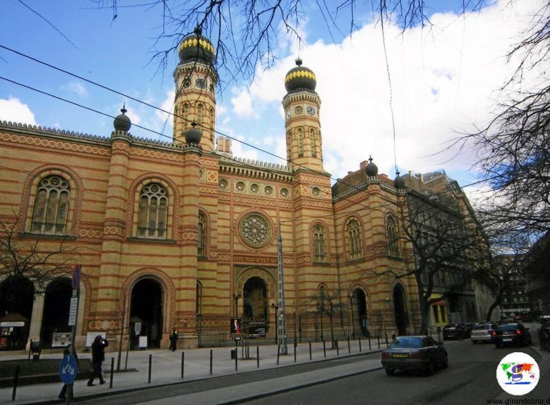 Budapest, la Sinagoga