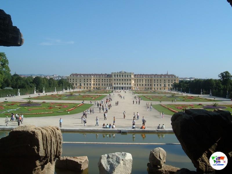 I 10 giardini più belli d'Europa, Castello di Schonbrunn Vienna