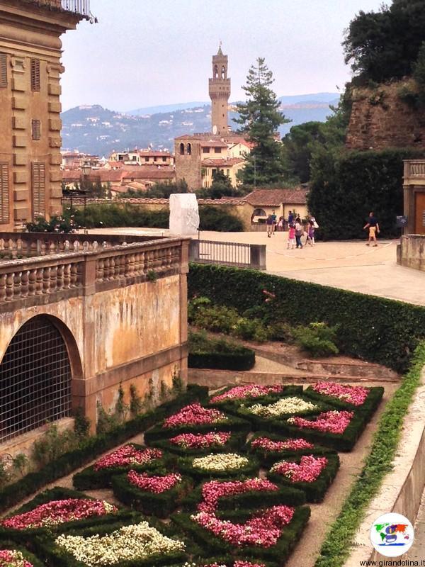 I giardini più belli d'Italia, i Giardini di Boboli, Firenze