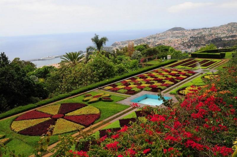 I 10 giardini più belli d'Europa, i Giardini botanici di Madeira, Spagna (Photo Credits www.foxlife,it)