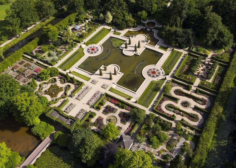 I 10 giardini più belli d'Europa, Giardini del Castello di Arcen, Paesi Bassi(Photo Credits www.foxlife,it)