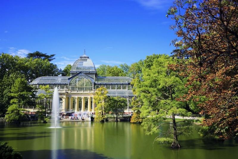 I 10 giardini più belli d'Europa, Parco del Ritiro ,Spagna (Photo Credits www.foxlife,it)