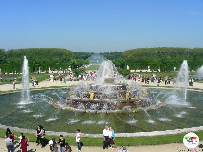 I 10 giardini più belli d'Europa, i Giardini di Versailles, Francia