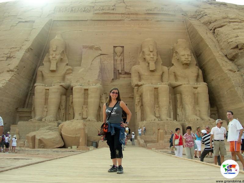 Egitto- Abu Simbel