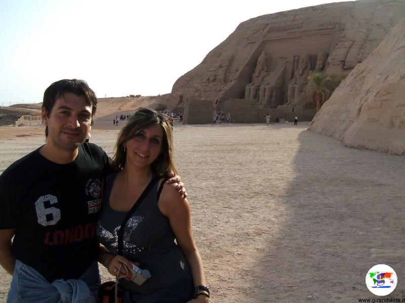L'Egitto , Abu Simbel