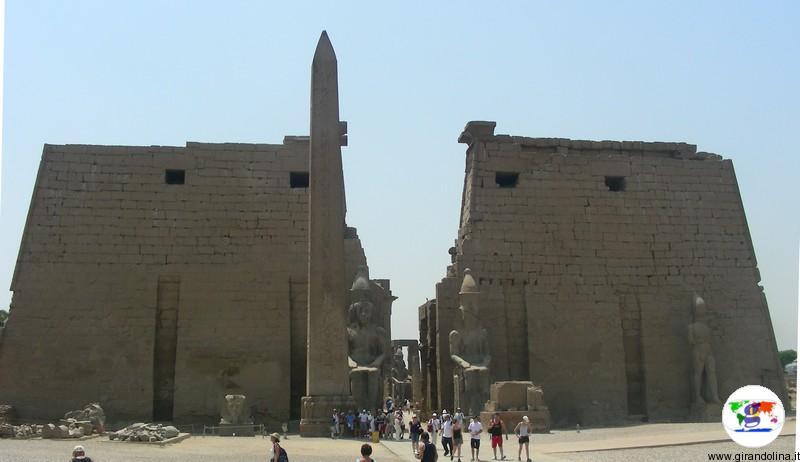 Egitto- il Tempio di Luxor